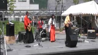 2010.7.25 ひだ文化村 サマーフェス 2010 野外Live 猛暑の2010年7月 炎...