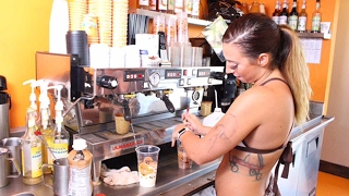 Bikini Coffee Babes