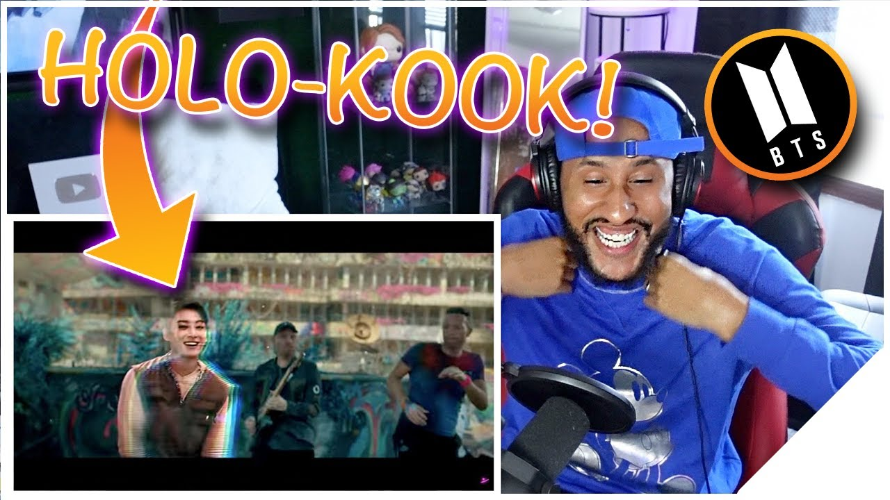 DOWNLOAD: HOLOGRAM-KOOK   Coldplay x BTS 'My Universe' Official Video Reaction Mp4 song
