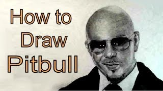 How to Draw Pitbull Step by Step