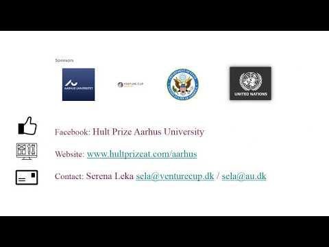 Hult Prize Aarhus University 2018: the Power of Energy