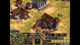 Age of Empires III: Struggle of Indonesia - Mangkunegara vs Netherlands Indie
