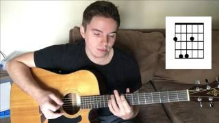 Charlie Puth - We Don't Talk Anymore - Guitar Lesson/Tutorial