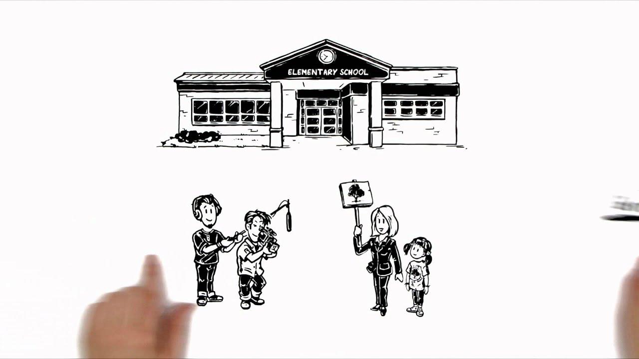 The simpleshow explains Philanthropy - YouTube
