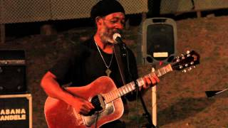 Subway Blues by Lasana Bandelé at Edna Manley College Amphitheater