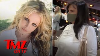 Britney Spears' Mom Says Britney's 'Fine' After Calling for Dad's Removal in Legal Docs   TMZ on TV