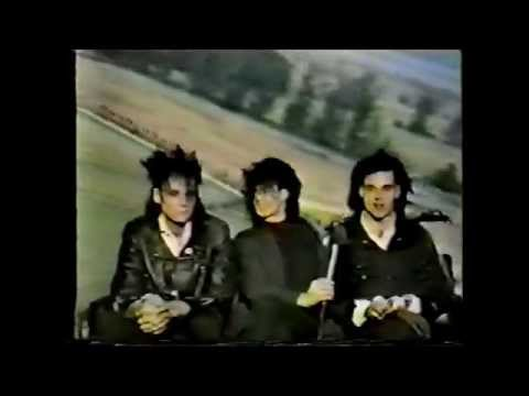 Skinny Puppy interview: Toronto fall 1985
