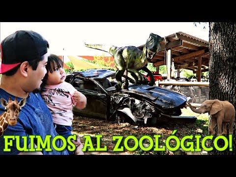 FUIMOS AL ZOOLÒGICO! (DALLAS ZOO)