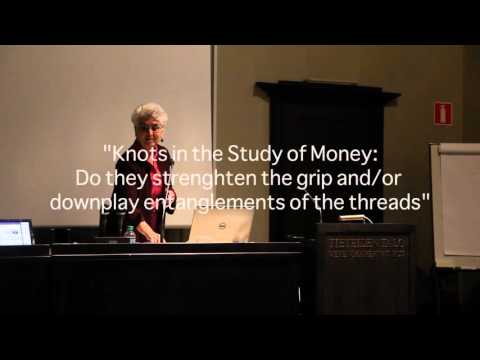 Knots in the Study of Money
