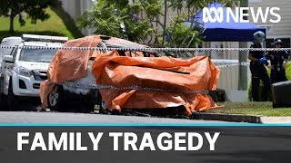 Mother fights for life after man, 3 children die in deliberate car fire in Brisbane  | ABC News