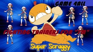 FIGHTING TRAINER for TM #3 AND MORE ROBLOX:PROJECT POKEMON
