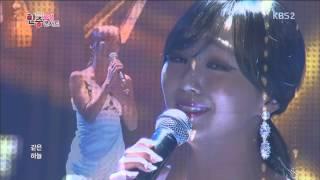 [1080p] 효린 - 잊지 말아요 (130703)
