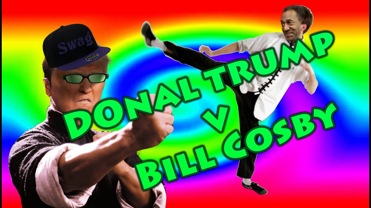 maxresdefault donald trump exposes bill cosby for allegedly raping his wife mlg