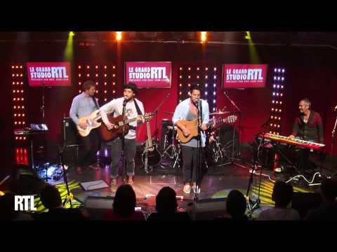 Fréro Delavega  - Mon petit pays en live dans le Grand Studio RTL - RTL - RTL