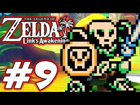 The Legend Of Zelda Link S Awakening Part 7 Marin Sings