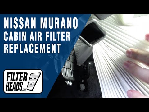 NISSAN CABIN AIR FILTER FOR NISSAN MURANO 2009-2014