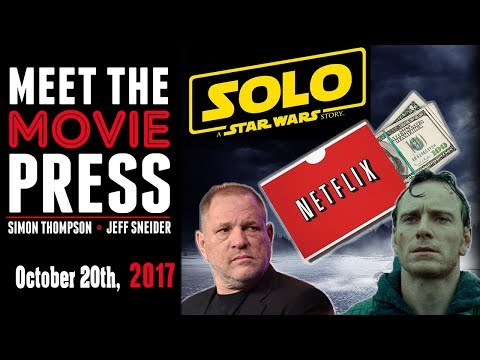 The Snowman Melts, Solo Film Titled, Netflix Wants in on Hollywood and More - Meet the Movie Press