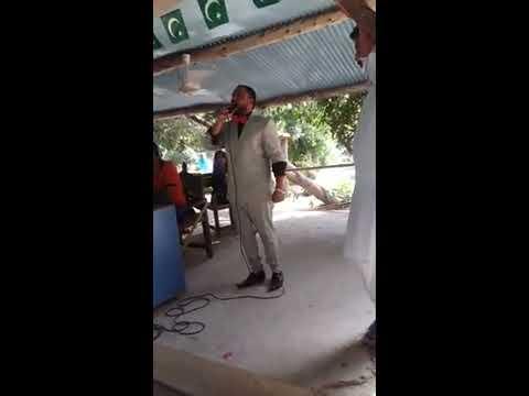 Kadi aa Mil sanwal By   Ali faraz   Live in rana Resort sufari Park After shoot