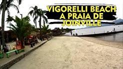 Vigorelli Beach - A praia de Joinville