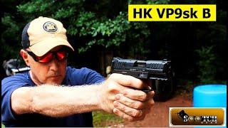 HK VP9sk B Model Review