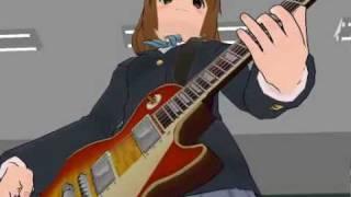 【MMD】けいおん×オリジ曲 thumbnail