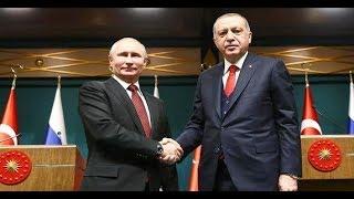 مباحثات تركية روسية حول سوريا .. ماذا جاء فيها؟