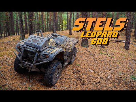 Самый честный обзор на Stels Leopard 600