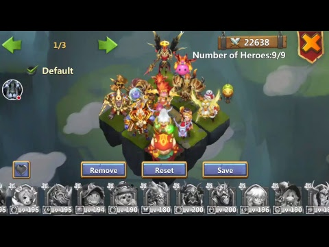My Castle Clash: Age Of Legends Stream