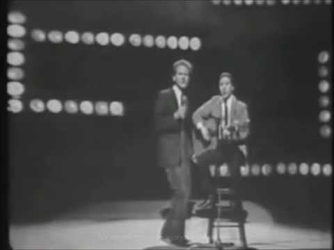 Simon & Garfunkel - Homeward Bound - Live, 1966