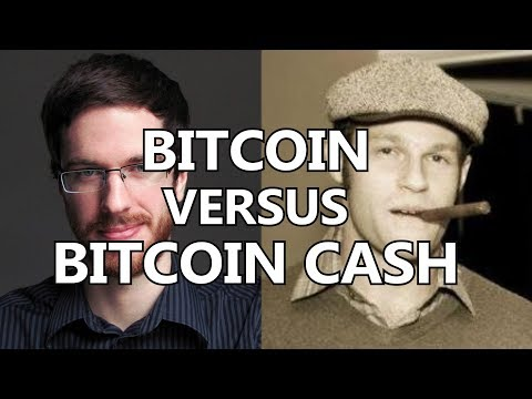 Ep. 72 - The Real Story Behind Bitcoin Cash | Ryan X. Charles