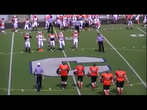 Connellsville Wolverines vs WPA Wildcatz Part 1