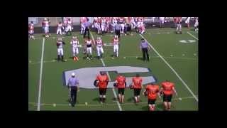 Connellsville Wolverines vs WPA Wildcatz Part 1