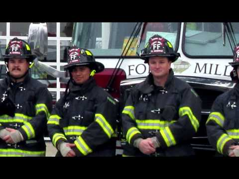 Fort Mill Fire Department Tribute 2017
