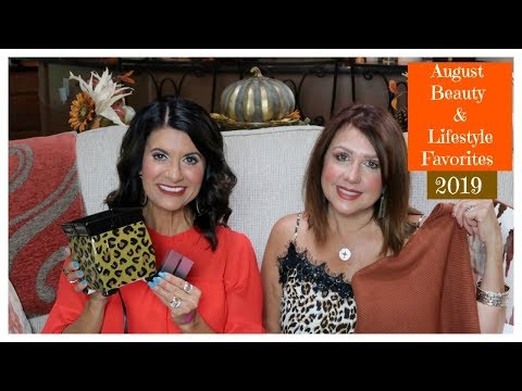 August Beauty & Lifestyle Favorites | 2019 | The2Orchids