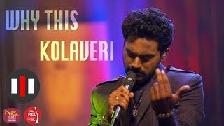Sajitha Anthony - Why this Kolaveri Cover - Midlane - Coke Red