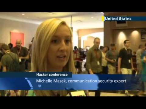 Hackers gather in Sin City: 21st DefCon world hacker conference gets underway in Las Vegas