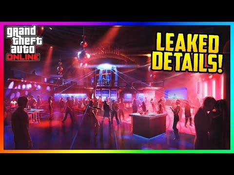 GTA 5 ONLINE:  NEW NIGHTCLUB DLC COMING OUT IN JUNE! (Buy And Own Nightclubs, Leaked Release & MORE)