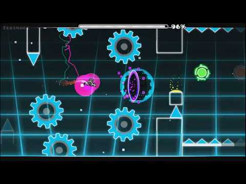 Nitro Fun - Final Boss Full Layout | Geometry Dash Layout 2.11 Easy Demon