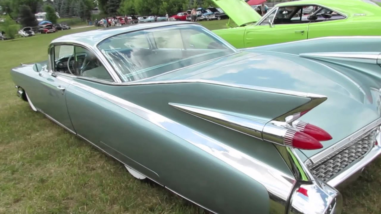 1959 Cadillac Eldorado Siville At Silver Willow Classic  YouTube