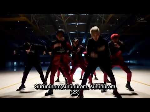[AZE] EXO -Monster M COUNTDOWN (azerbaijan Sub)