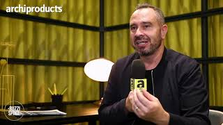 Orgatec 2018 | BuzziSpace - Alain Gilles presents BuzziBracks
