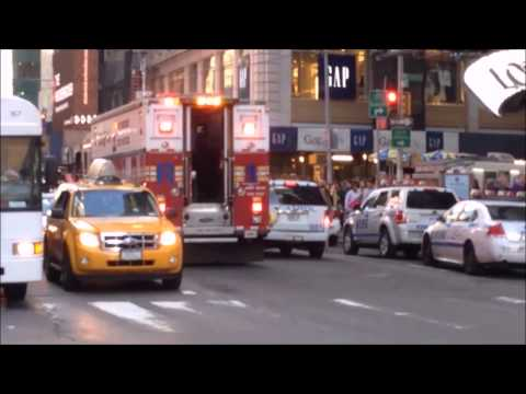MY ULTIMATE COMPILATION OF FDNY RESCUE 1 RESPONDING ON THE MEAN STREETS OF NEW YORK CITY.