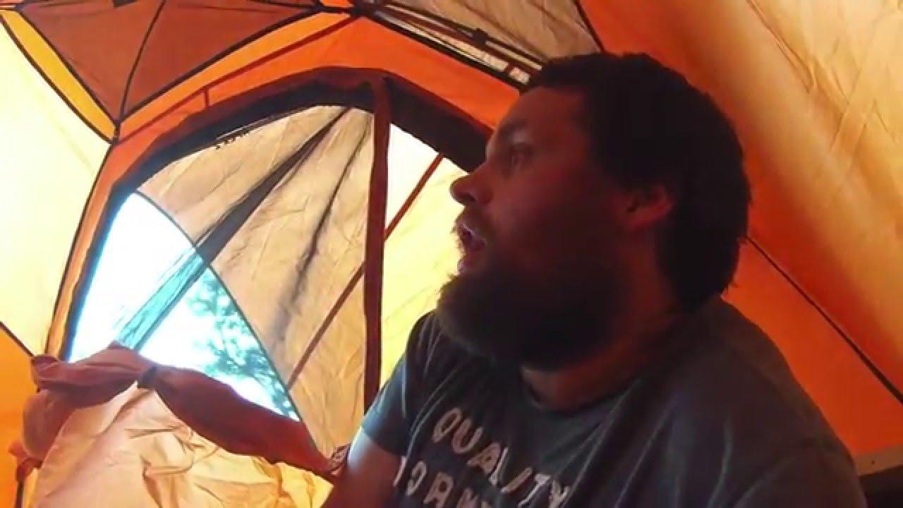 sc 1 st  YouTube & Eureka! Apex 2 tent review - YouTube