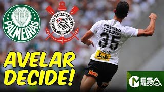 PROGRAMA COMPLETO (03/02/19) - Com gol de AVELAR, CORINTHIANS vence PALMEIRAS no Allianz