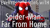 Everything Wrong With Spider-Man: Far From Home | Because CinemaSins is Taking Their Sweet Time
