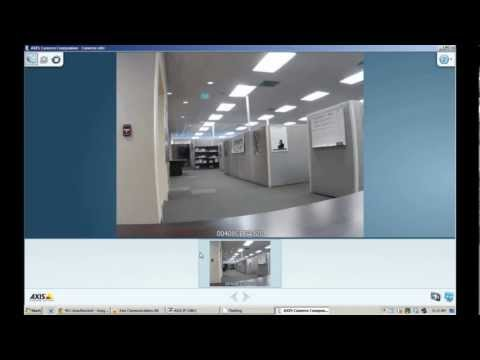 An IT Editor Takes On An Axis M1014 IP Video Camera