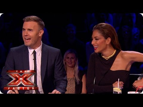 The Judges talk contestants and clubbing - Live Week 3 - The Xtra Factor 2013