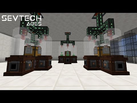 Autocrafting + Umbau! - #148 SevTech Ages [Stage 5] - German