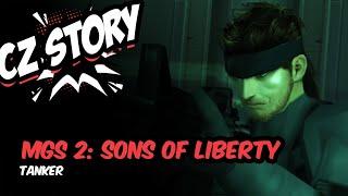 Metal Gear Solid 2: Sons of Liberty - CZ příběh (Tanker)