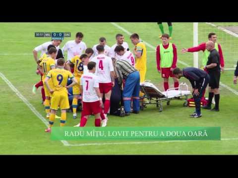 RADU MÎȚU, LOVIT PENTRU A DOUA OARĂ DE CEMÎRTAN // MOLDOVA SPORT TV